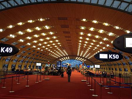 CDG Airport, Paris