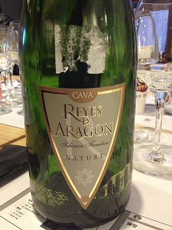 Reyes d'Aragon CAVA nature NV