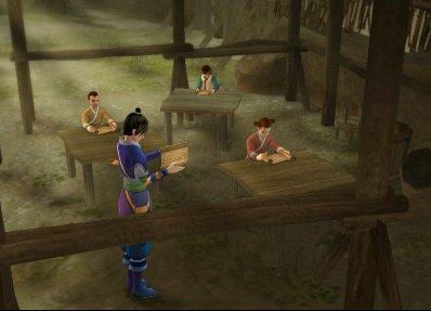 司馬薔只有3個學生 orz