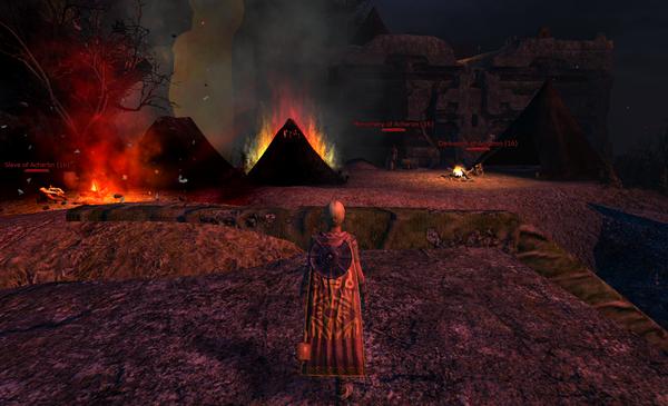 火山爆發-這裡npc沒處理到