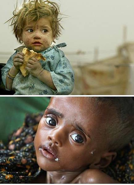 每年10月17日是國際消除貧困日