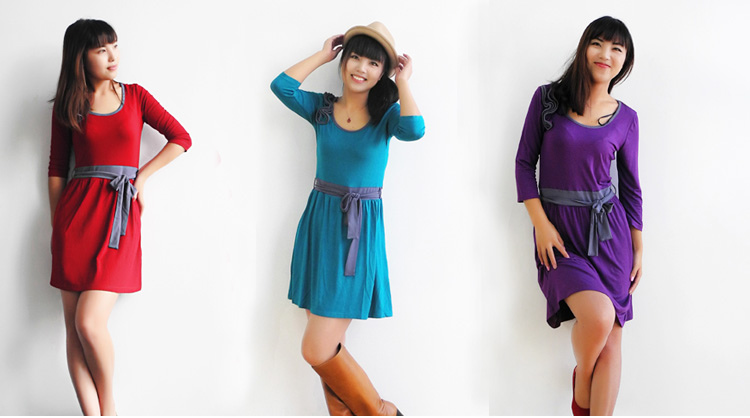令人無法抉擇的時尚糖果色洋裝!該買哪色? 品牌分享Janeella