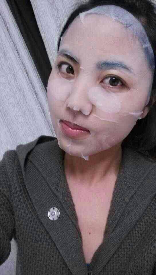 JANEELLA純天然煥妍鎖水晶透亮面膜 婕拉?