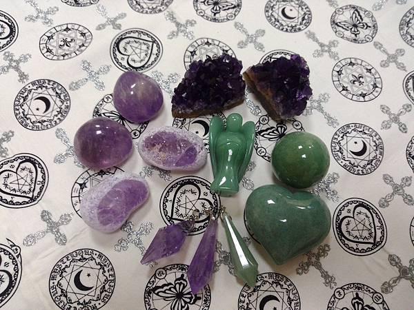東菱玉&紫水晶