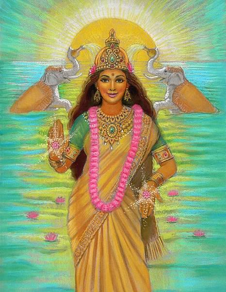 goddess-lakshmi-sue-halstenberg