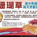廣緣素食-海珊瑚海報
