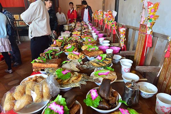 蔡氏家廟年度秋季祭祖儀典 (2)
