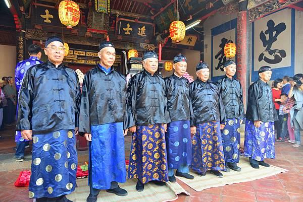 蔡氏家廟年度秋季祭祖儀典 (3)