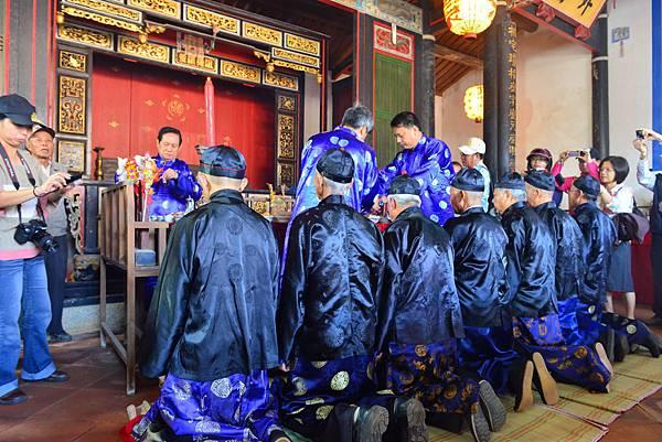 蔡氏家廟年度秋季祭祖儀典 (5)
