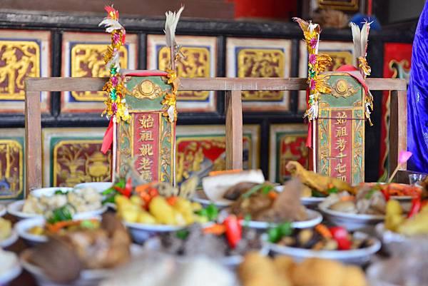 蔡氏家廟年度秋季祭祖儀典 (6)