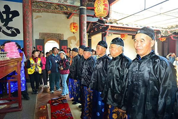 蔡氏家廟年度秋季祭祖儀典 (7)