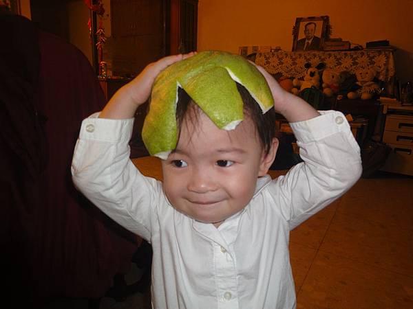 2011/9/27 戴著柚子帽帽Emily