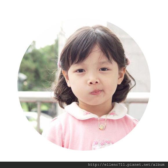 金裕貞小時候