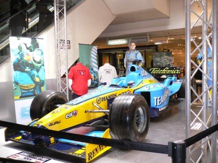 2-La Fayette裡的F1冠軍車.jpg