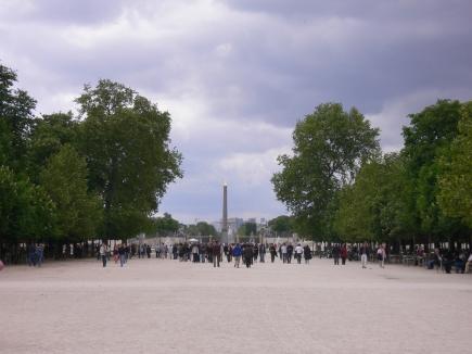 3-Concorde協和廣場-4從Tuileries公園看廣場.jpg