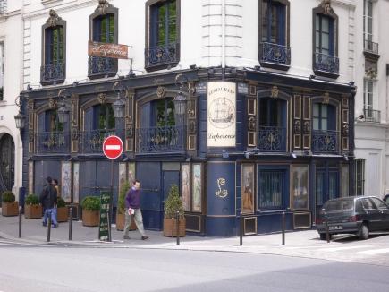 9-導遊推薦的正統法國餐廳, 想吃請準備至少100歐元且數月前定位.jpg