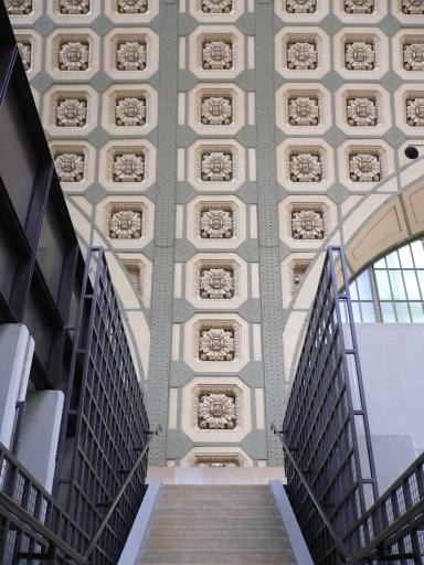 1_Musee dOrsay大廳3_屋頂很漂亮.jpg