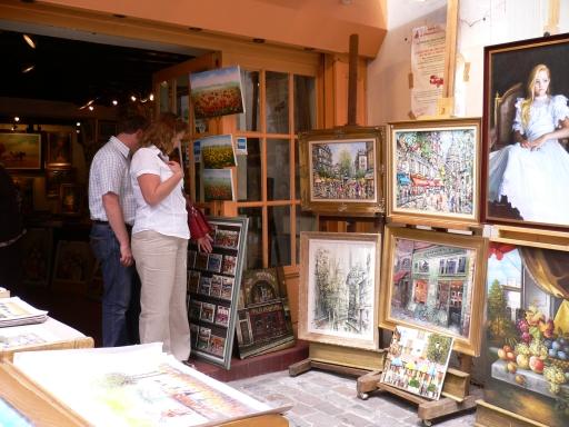 0_7教堂後方巷道裡許多賣畫的小店.jpg