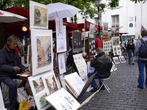 0_9露天市場畫家們在賣畫1.jpg