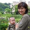 媽咪和暟弟