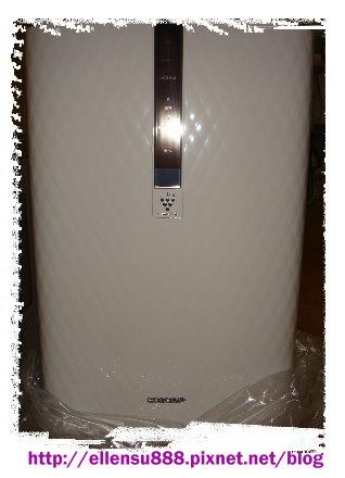 Sharp-KC-W45-W加濕空氣清靜機-正面.jpg