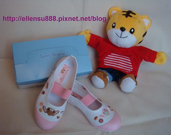日本製幼童布鞋
