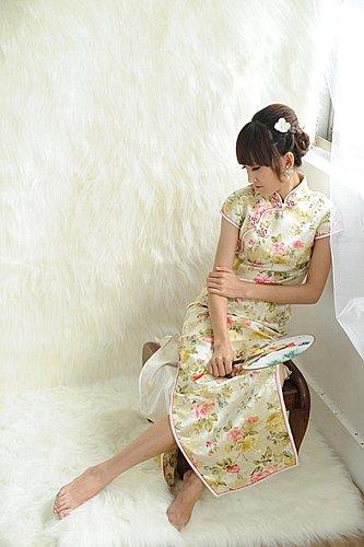 旗袍古典美