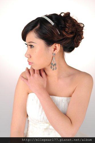 白紗造型-時尚