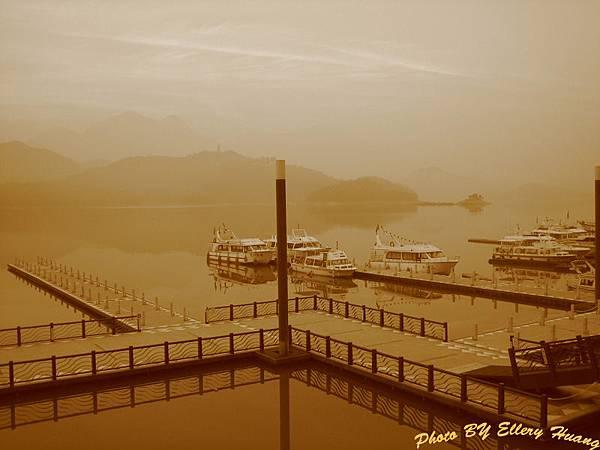 另一種風味的水社碼頭
