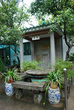 20110423-17普濟禪院(觀音堂)21中美望廈條約簽訂處