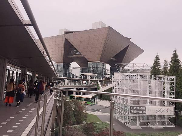 日本東京美容美甲展
