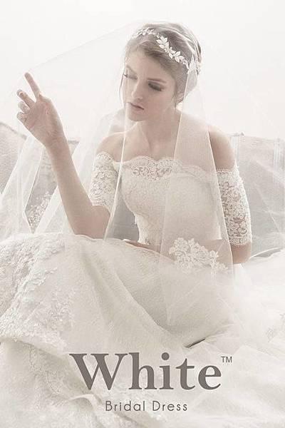 婚紗工作室試穿