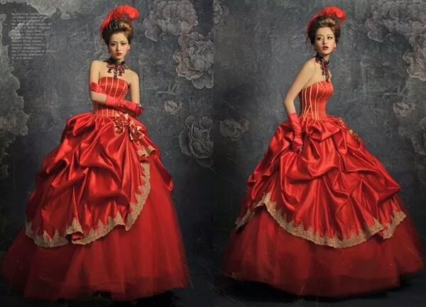 歐風 婚紗照