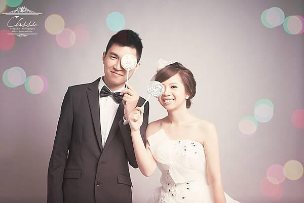 韓風 婚紗照