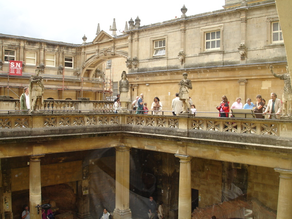 古羅馬浴場