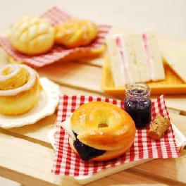 麵包黏土師資課程
