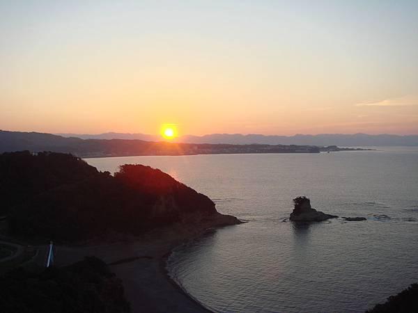 美麗的夕陽1