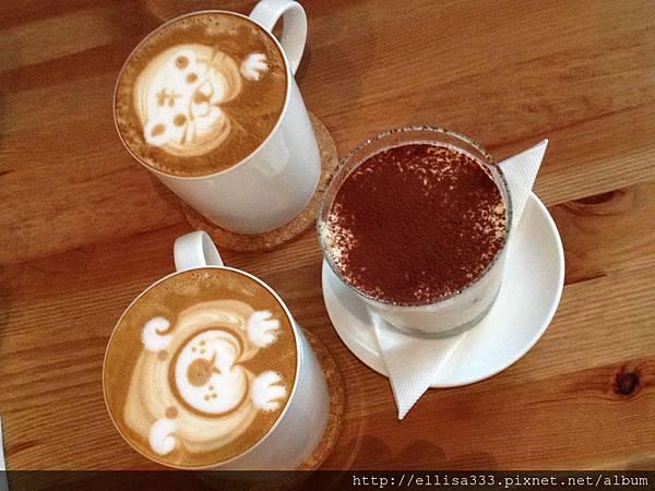 小米酒咖啡