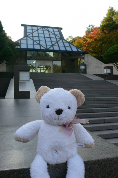 貝聿銘大師的—日本MIHO美秀美術館