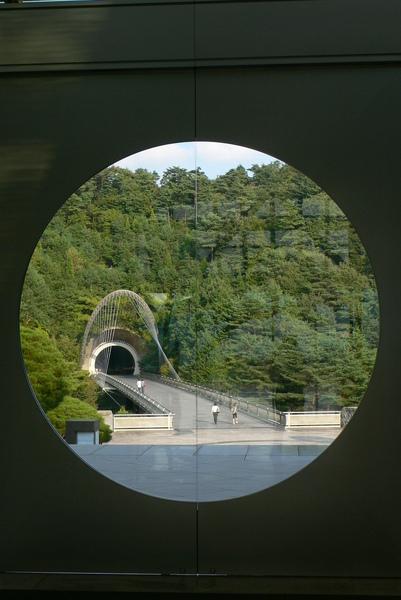 貝聿銘—日本MIHO美秀美術館1