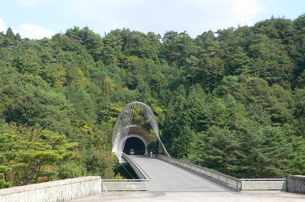 貝聿銘—日本MIHO美秀美術館7