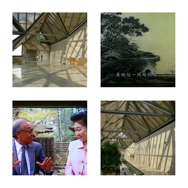 貝聿銘—日本MIHO美秀美術館8