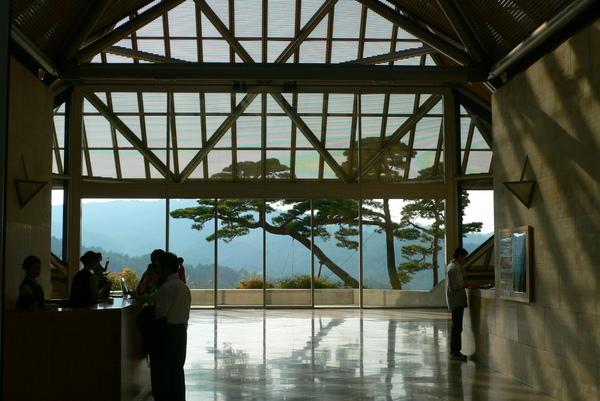 貝聿銘—日本MIHO美秀美術館11