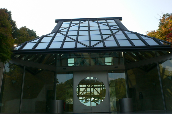 貝聿銘—日本MIHO美秀美術館12