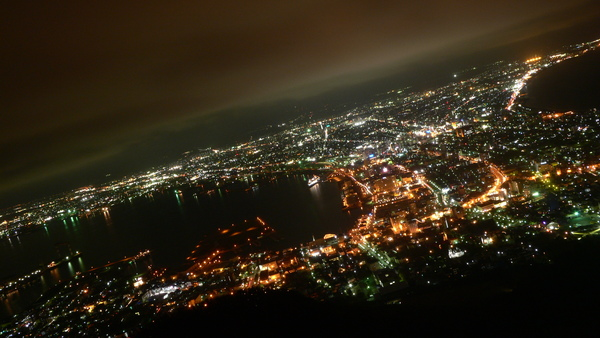 北海道  函館夜景 5
