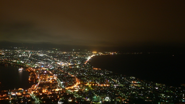 北海道  函館夜景 7