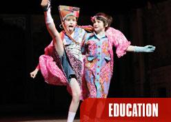 舞動人生音樂劇   Billy Elliot The Musical6