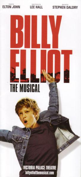 舞動人生音樂劇   Billy Elliot The Musical9
