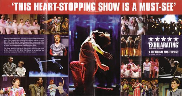 舞動人生音樂劇   Billy Elliot The Musical11