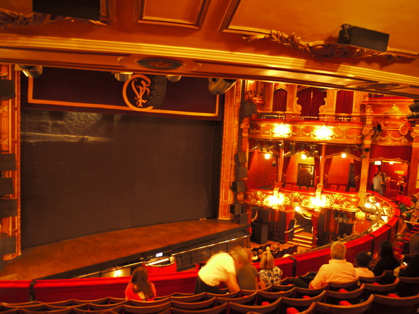 舞動人生音樂劇   Billy Elliot The Musical13